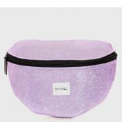 Spiral Harvard Heuptas Glitter Jelly Purple