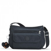 Kipling Syro Schoudertas True Navy