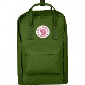 "FjallRaven Kanken Laptop 15"" Rugzak Leaf Green"