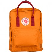 FjallRaven Kanken Rugzak Burnt Orange Deep Red