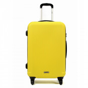 Line Leyton 4 Wheel Spinner 70 Yellow