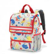 Reisenthel Backpack Kids Circus Red