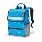 Reisenthel Backpack Kids Cactus Blue