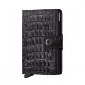 Secrid Mini Wallet Portemonnee Nile Black