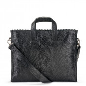 Myomy My Paper Bag Business Bag Bubble Black