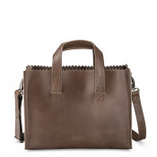 Myomy My Paper Bag Handbag Cross-Body Hunter Waxy Taupe
