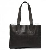 Myomy My Paper Bag Handbag Zip Rambler Black