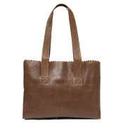 Myomy My Paper Bag Handbag Zip Rambler Brandy
