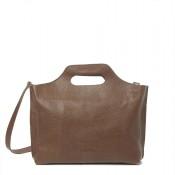 Myomy My Carry Bag Handbag Rambler Brandy