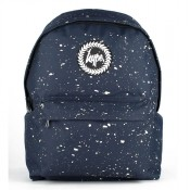 Hype Speckle Rugzak Navy/ White