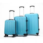 Decent Neon Fix 3-Delige Kofferset Blue