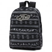 Vans Realm Rugzak Holiday Black