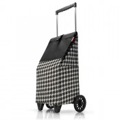 Reisenthel Boodschapkar Shopping Trolley Fifties Black