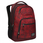 Ogio Tribune Backpack Red Genome