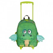 Okiedog Wildpack Junior Trolley Medium Dragon