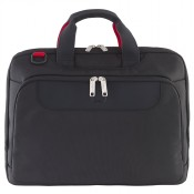 "Delsey Parvis Laptop Bag 1-CPT 15.6"" Black"
