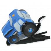 Pick Pack Fun Rugzak Blue Tractor