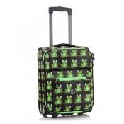 Pick Pack Fun Trolley Green Frog
