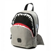 Pick & Pack Fun Rugzak Mono Shark Grey