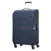 American Tourister SonicSurfer Spinner 80 Exp. Midnight Navy