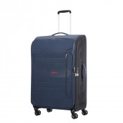 American Tourister SonicSurfer Spinner 68 Exp. Midnight Navy
