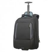 """Samsonite Cityscape Tech Laptop Backpack 17.3"""" Wheels Black"""