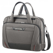 "Samsonite Pro-DLX 5 Laptop Bailhandle 14.1"" Magnetic Grey"
