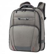 "Samsonite Pro-DLX 5 Laptop Backpack 15.6"" Expandable Magnetic Grey"