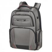 """Samsonite Pro-DLX 5 Laptop Backpack 17.3"""" 3V Expandable Magnetic Grey"""