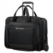 """Samsonite Pro-DLX 5 Business Case Wheels 15.6"""" Expandable Black"""