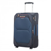 Samsonite Dynamore Upright 55 Expandable Length 35 Blue