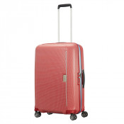 Samsonite MixMesh Spinner 69 Red/Pacific Blue