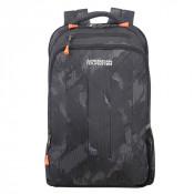 """American Tourister Urban Groove UG Backpack 2 15.6"""" Camo Grey"""