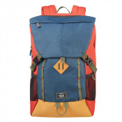 """American Tourister Urban Groove UG Lifestyle Backpack 4 17.3"""" Navy/ Red"""