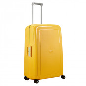 Samsonite S'Cure Spinner 75 Sunset Yellow/Navy Blue