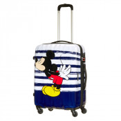 American Tourister Legends Disney Spinner 65 Alfatwist Mickey Kiss