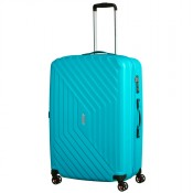 American Tourister Air Force 1 Spinner 76 Exp Aero Turquoise