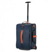 Samsonite Paradiver Light Duffle Wheels 55 Backpack Blue Nights