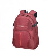 Samsonite Rewind Laptop Backpack M Granita Red