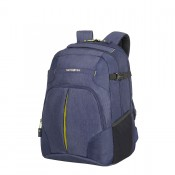 Samsonite Rewind Laptop Backpack L Expandable Dark Blue