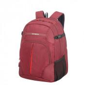 Samsonite Rewind Laptop Backpack L Expandable Granita Red