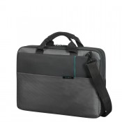 "Samsonite Qibyte Laptop Schoudertas 15.6"" Anthracite"