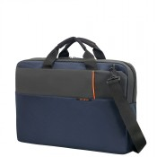 "Samsonite Qibyte Laptop Schoudertas 15.6"" Blue"