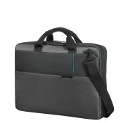 "Samsonite Qibyte Laptop Schoudertas 17.3"" Anthracite"
