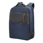 "Samsonite Qibyte Laptop Backpack 17.3"" Blue"