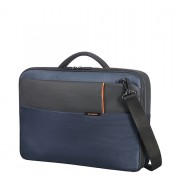 "Samsonite Qibyte Office Case Laptoptas 15.6"" Blue"