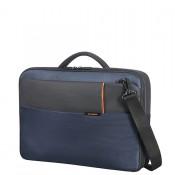 "Samsonite Qibyte Office Case Laptoptas 15.6"" Blue"