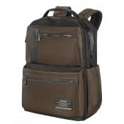 """Samsonite Openroad Weekender Backpack 17.3"""" Chestnut Brown"""