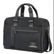 "Samsonite Openroad Bailhandle 15.6"" Expandable Jet Black"