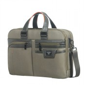 "Samsonite Zenith Bailhandle 15.6"" Taupe"
